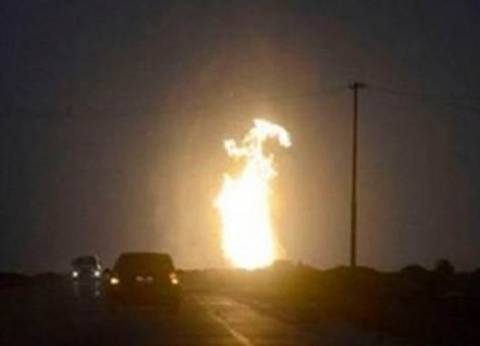 اندلاع حريق كبير في مستودع بمدينة الشارقة الإماراتية