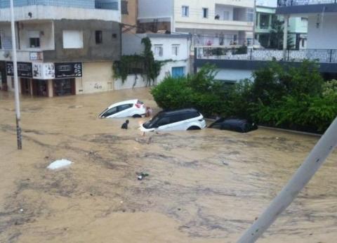 تحذير لدول البحر المتوسط من أمطار وفيضانات..وخبير: هذا ما سيحدث في مصر