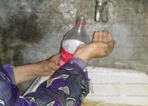 انقطاع مياه الشرب عرض مستمر 14 ساعة بالمحلة الكبرى.. والأهالي يستغيثون