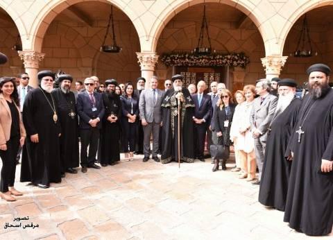 بالأسماء.. 3 أساقفة و3 كهنة يشاركون البابا استقبال الرئيس البرتغالي