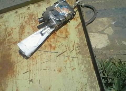 شهود عيان: انفجار عبوة ناسفة صغيرة الحجم بوسط الشيخ زويد
