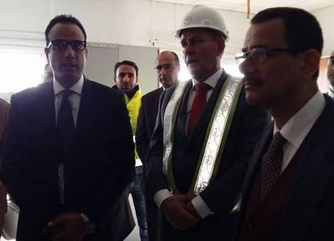 """درويش: شركاء تنمية مشروع  """"إقليم قناة السويس"""" من 5 قطاعات"""