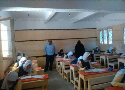 انتظام 5670 طالبا في امتحان اللغة الإنجليزية بإعدادية البحر الأحمر