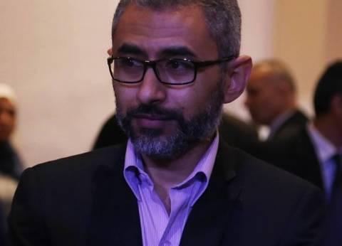 الكاتب عمرو عز عن أحمد خالد توفيق: كنا نستعد لتعريب ألحان غربية