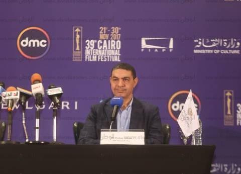 """رئيس قنوات dmc: دورة اسثنائية لـ""""القاهرة"""".. و22 كاميرا لنقل الافتتاح"""