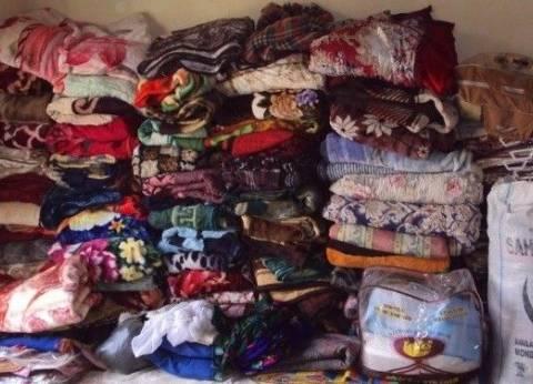 حملة للتبرع بالملابس القديمة لصالح مرضى مستشفى الخانكة