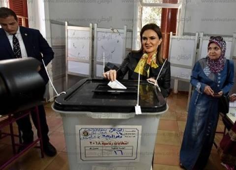 سحر نصر عن انتخابات الرئاسة: المصريون يد واحدة