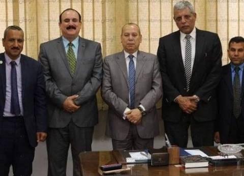 محافظ دمياط يشكل مجلس إدارة الجمعية الزراعية بـ«تفتيش ثان كفر سعد»