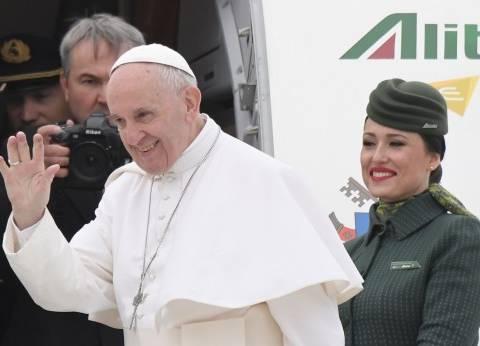 """بابا الفاتيكان لـ""""شيخ الأزهر"""": """"شكرا أخي العزيز"""""""