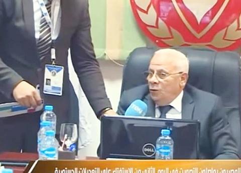 محافظ بورسعيد: الاستفتاء عُرس ديمقراطي
