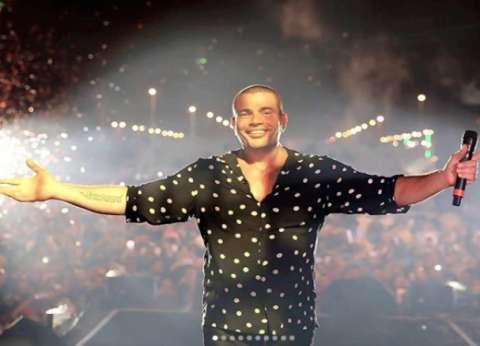 عمرو دياب ودينا الشربيني يظهران لأول مرة في إعلان تلفزيوني برمضان 2019