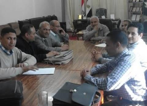 """لجنة الجودة بـ""""زراعة أزهر أسيوط"""" تناقش التقدم للحصول على الجودة"""