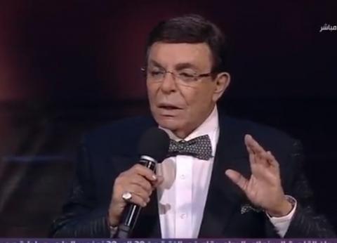 """سمير صبري من مهرجان القاهرة: """"الحمد لله إنهم كرموني وأنا لسه عايش"""""""