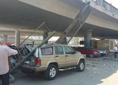 صور| نائب محافظ القاهرة: إصلاح كوبري أكتوبر أعلى ساحة عبد المنعم رياض