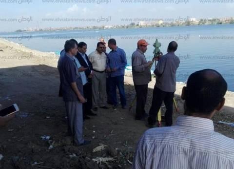 محافظ البحيرة تؤكد ضرورة متابعة سير العمل بمشروعات البنية التحتية