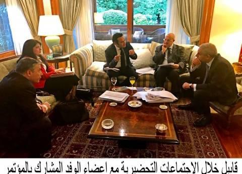 """""""التصديري للمفروشات"""" يبحث ضم المصدرين لمبادرة البنك المركزي المصري"""