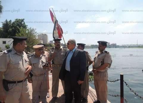 حملة مكبرة لشرطة البيئة والمسطحات على نهر النيل