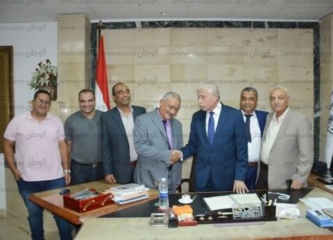محافظة جنوب سيناء تستعد لتطبيق مشروع التحول الرقمي