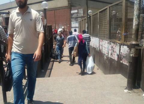 حملة أمنية على مترو الانفاق تضبط 97 متهما
