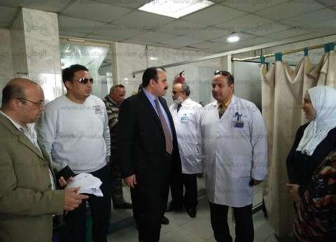 صحة الشرقية: إنشاء أول وحدة لجراحة الأوعية الدموية في بلبيس
