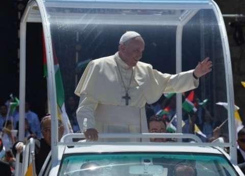 البابا فرنسيس: المؤمنون بالمسيح يستطيعون العمل من أجل الخير للمصريين