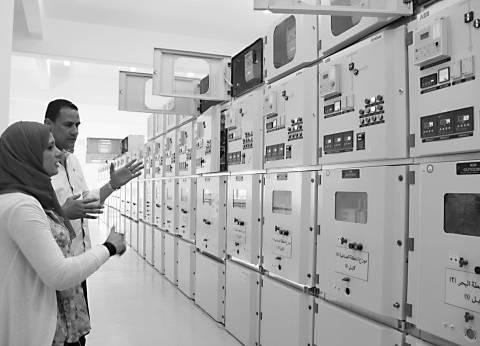 محطة «غياضة»: أكبر مشروع كهرباء فى الشرق الأوسط ينطلق من صحراء بنى سويف