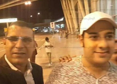 مطار القاهرة يستقبل «الحايس» قادما من جنيف