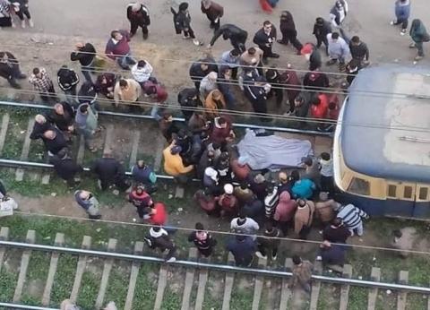 """مصرع شخص سقط أسفل عجلات """"ترام الرمل"""" شرق الإسكندرية"""