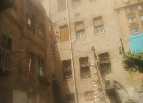 حملة لاستكمال أعمال الصيانة بحي الجمرك بالإسكندرية