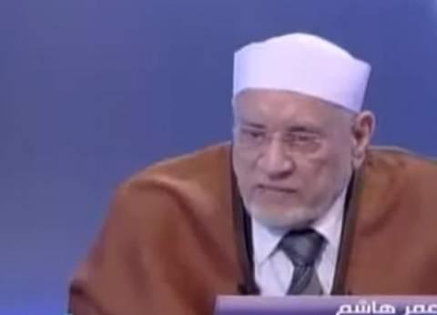 عمر هاشم مخاطبا العالم: إلى متى ستتركون مصر تحارب الإرهاب وحدها؟