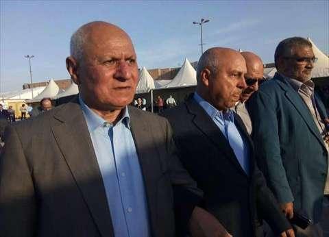 كامل الوزير يصل إلى استاد القاهرة للإدلاء بصوته في انتخابات المهندسين