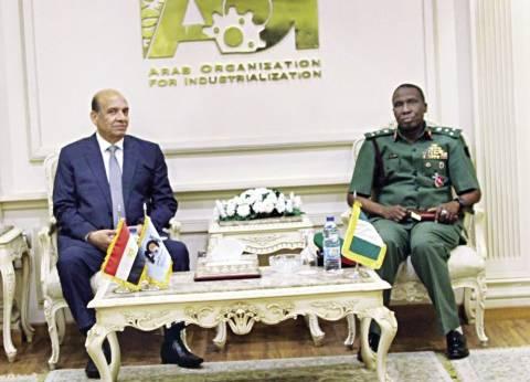 «سيف الدين» للعسكريين الأفارقة: لسنا تجار سلاح ونعمل بـ«ضوابط»