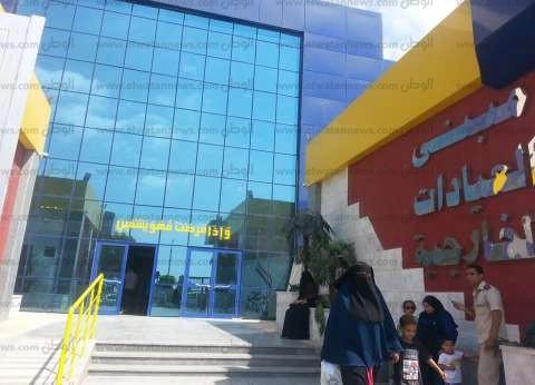 """""""الوزراء"""" ينفي احتراق حضانة أطفال مستشفى ناصر المركزي في بني سويف"""