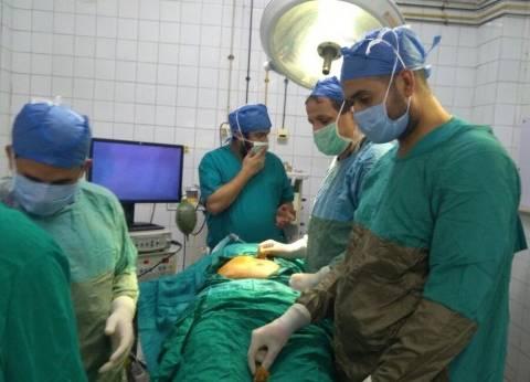 """""""صحة الشرقية"""": إجراء 34 عملية بالقافلة الجراحية الأولى بالإبراهيمية"""