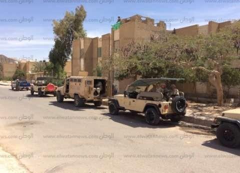 فوده: القوات المسلحة والشرطة حصن الأمان لمصر