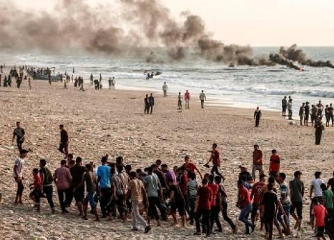 إصابة 40 فلسطينيا برصاص الاحتلال على حدود غزة