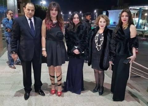"""وزير الثقافة يكرم """"بوسي"""" وضيف شرف مهرجان الأقصر للسينما المصرية والأوروبية"""