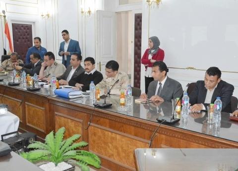 غرفة عمليات محافظة المنيا تؤكد انتظام الاستفتاء بجميع اللجان