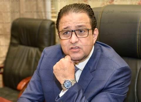 علاء عابد: تعديل الدستور ضرورة حتمية لاستكمال مسيرة التنمية