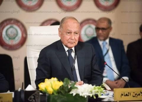 أحمد أبو الغيط يدلي بصوته في الانتخابات الرئاسية غدا