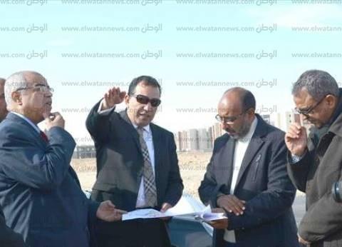 الحكومة تناقش خطة استكمال طريق الكباش في الأقصر