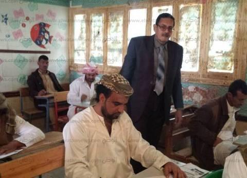 """""""تعليم الكبار"""" في جنوب سيناء: نسعى لمحو الأمية نهائيا خلال 3 سنوات"""