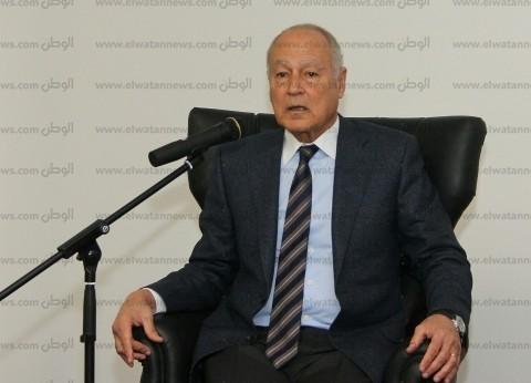 صور| «أبو الغيط» يوقع «شهادتي» بمعرض الكتاب.. «شاهد على الحرب والسلام»