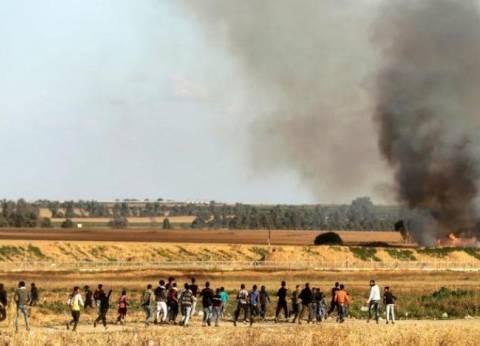 عاجل| الجيش الإسرائيلي ينفذ عدة غارات على مواقع تابعة لحماس في غزة