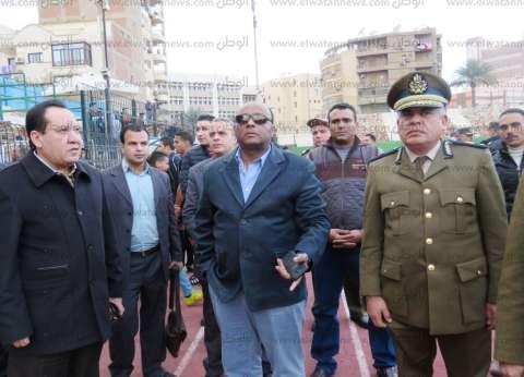 تحرير 20 بلاغ وقاية من المفرقعات في حملات أمنية بشوارع الغربية