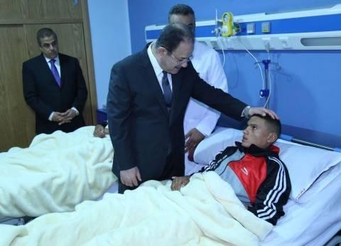 وزير الداخلية: نخوض معركة شرسة ولن ندخر جهدا لحماية الوطن