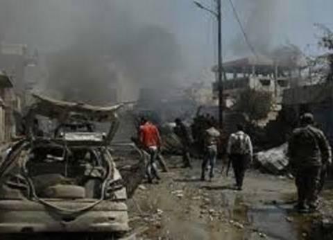 غارات لقوات النظام السوري على أحياء حلب الشرقية للمرة الأولى منذ شهر