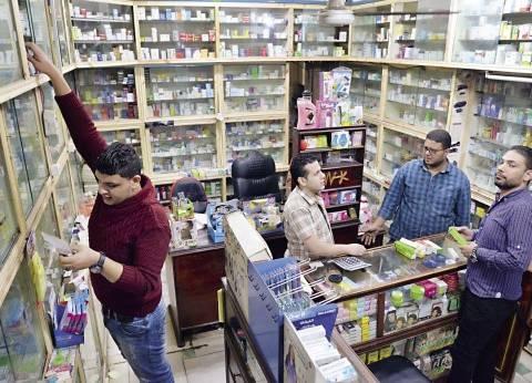 «الصيادلة» تعد قوائم بأماكن بيع الأدوية غير المرخصة وتسلمها لـ«الصحة»