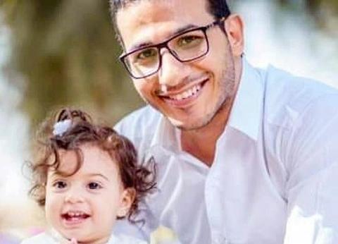 أهالي المنيا يشيعون جنازة الطبيب أحمد حمدي ضحية حريق محطة مصر