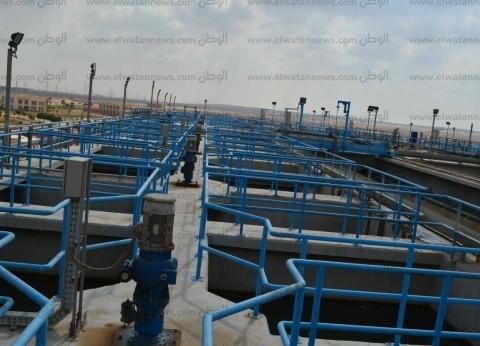 محطة مياه شرب جديدة ستدخل الخدمة في دمياط خلال أسبوعين